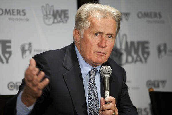 Martin Sheen Joins Charlie Sheen In Anger Management