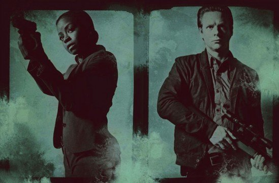 Rachel Tazel and Jacob Pitts on Justified