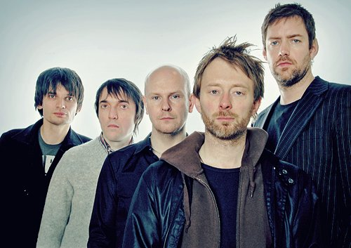 Spectre Theme Song To Be Performed By Radiohead?