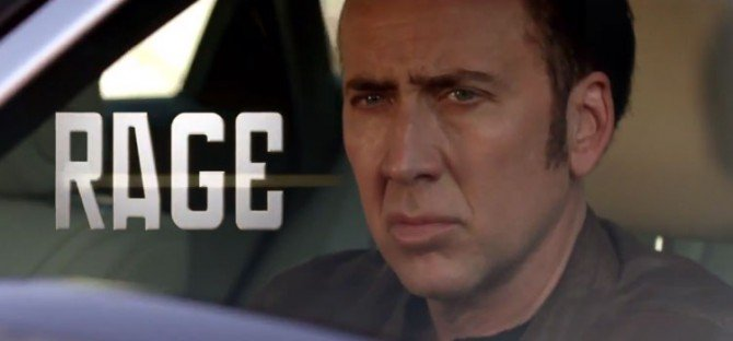 Nicolas Cage Is Very Angry In New Clip From Rage