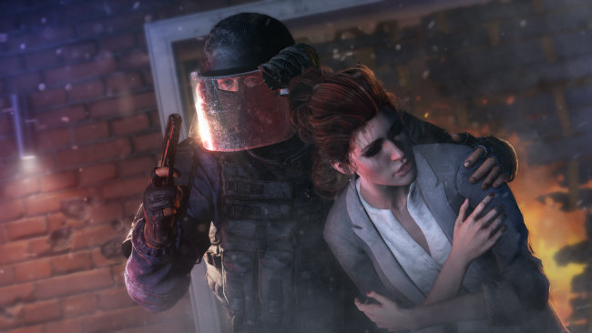 Amazon Lists Ubisoft's Tactical Shooter Rainbow Six Siege For October Release