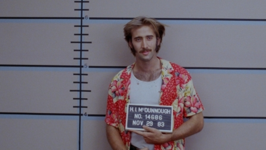 Raising Arizona 10 Nicolas Cage Performances That Could Prove He's Either The Best Or The Worst Actor Ever