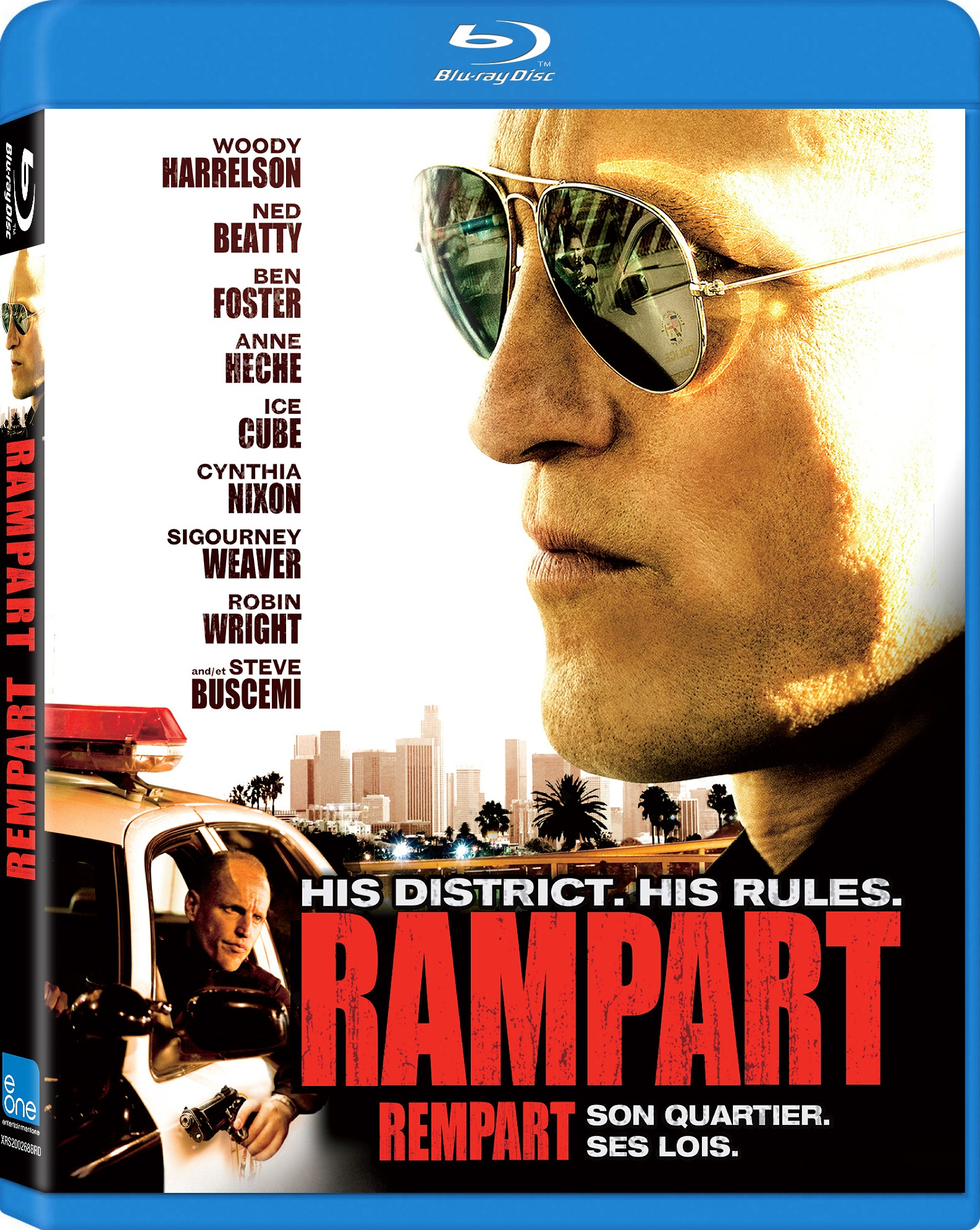Rampart Blu-Ray Review