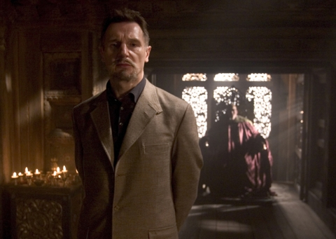 Ras al Ghul Why Do We Fall? Speculating Batmans Fate In The Dark Knight Rises