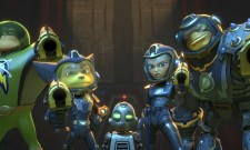 New Poster And Images For Sony's Ratchet & Clank Movie Tease A Galactic Adventure