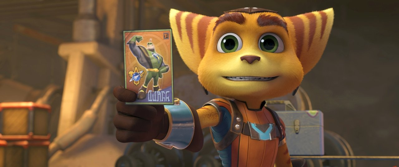 New Poster And Images For Gramercy Pictures' Ratchet & Clank Movie Tease A Galactic Adventure