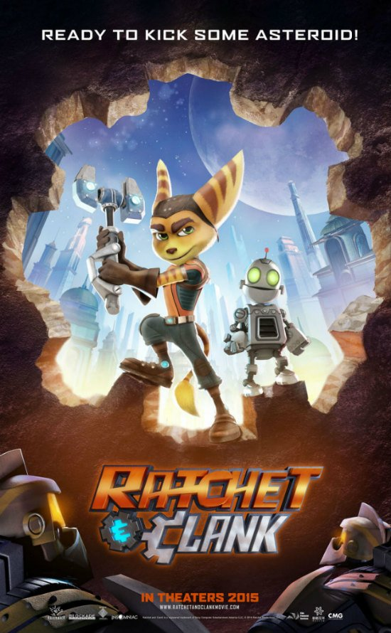 Paul Giamatti, Rosario Dawson And Sylvester Stallone Round Out Star-Studded Voice Cast For Ratchet & Clank Movie