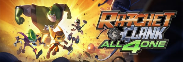 Ratchet & Clank: All 4 One, What's The Fuss?