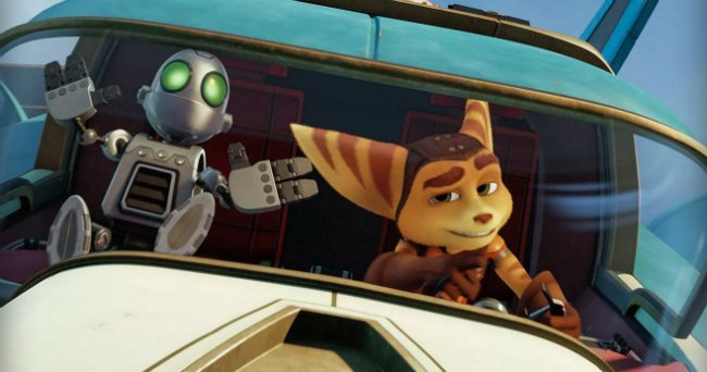Ratchet & Clank Movie Director Aiming To Capture Look And Feel Of Original Franchise
