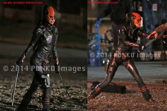 Deathstroke   s Daughter Ravager Is Coming To ArrowDeathstroke And Ravager