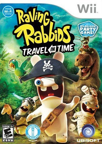 Raving Rabbids: Travel In Time Review