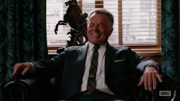 Ray Wise in Mad Men