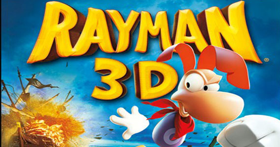 Rayman 3D Review