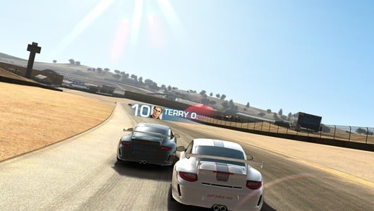 Real Racing 3 Shows Off iPhone 5's Gaming Potential