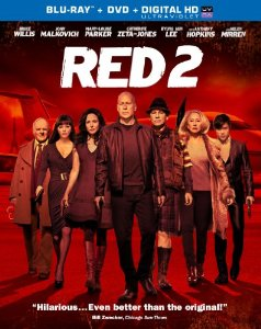 Red 2 Blu-Ray Review