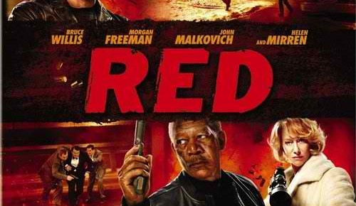 Red Blu-Ray Review