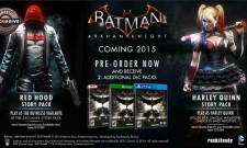 GameStop Exclusive Batman: Arkham Knight Red Hood DLC Gets Trailered