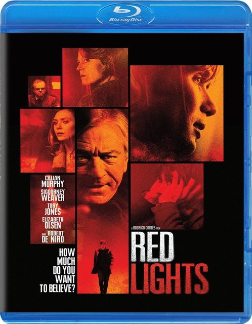 Red Lights Blu-Ray Review