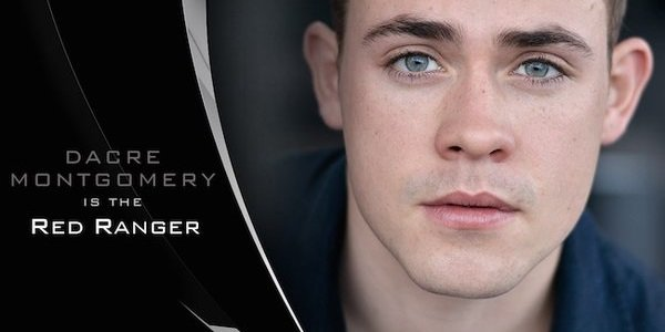 Dacre Montgomery To Play Red Ranger In The Power Rangers Reboot