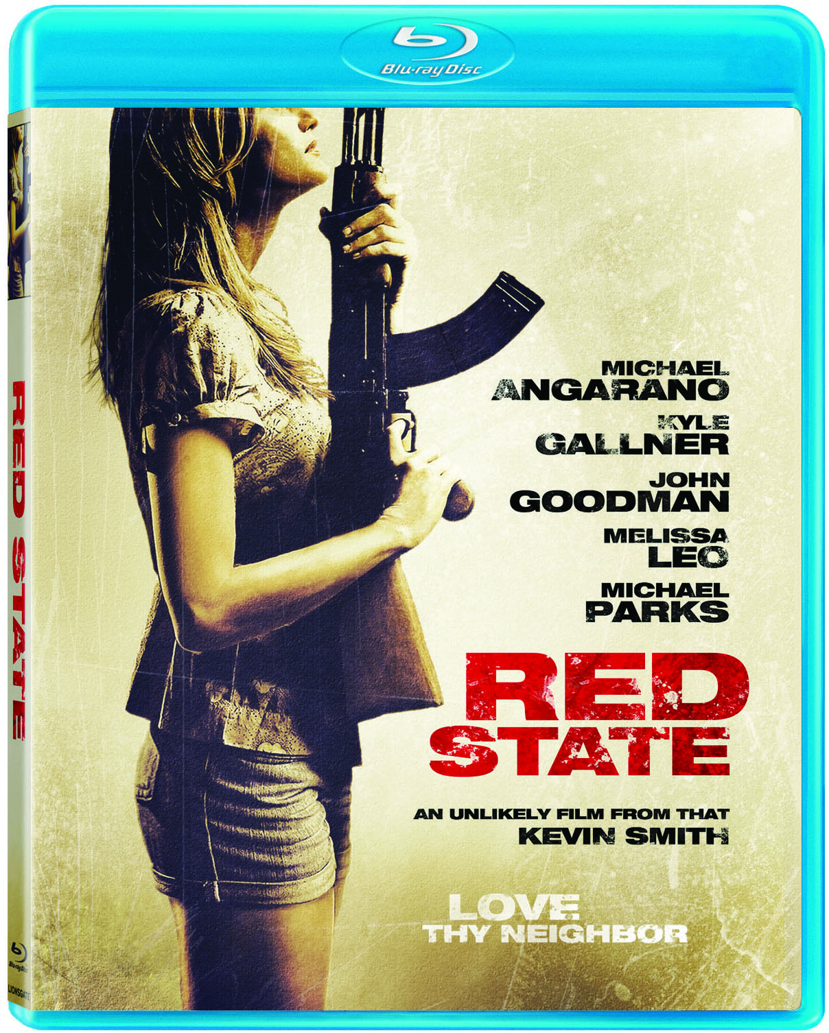 Red State Blu-Ray Review