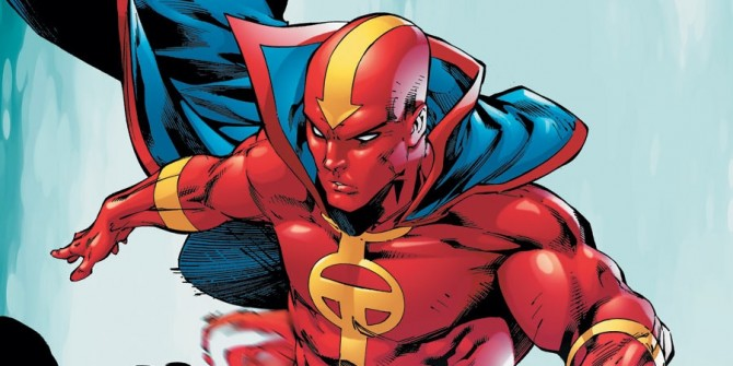 Iddo Goldberg To Play Red Tornado In Season One Of Supergirl