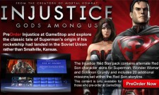 Injustice: Gods Among Us Bringing 'Red Son' Content To NA