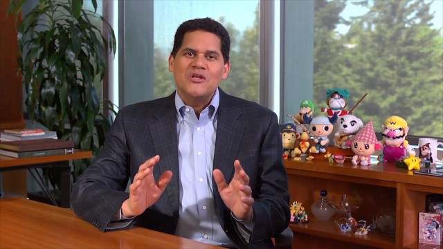 Reggie 640x360 Dawn Of The 2DS: Why Nintendos Newest Misstep Is Their Smartest Move Of The Year