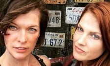 Milla Jovovich Introduces Old Alice In New Photo From Resident Evil: The Final Chapter