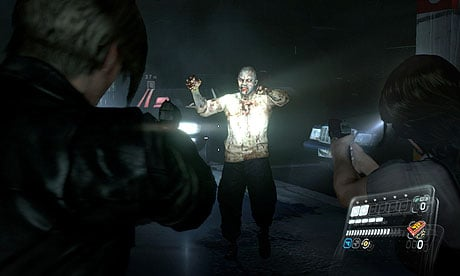Resident Evil 6 To Feature Four Hours Of Cutscenes