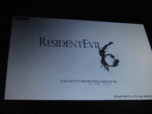 Resident Evil 6 May Have Been Accidentally Outed By Voice Actor