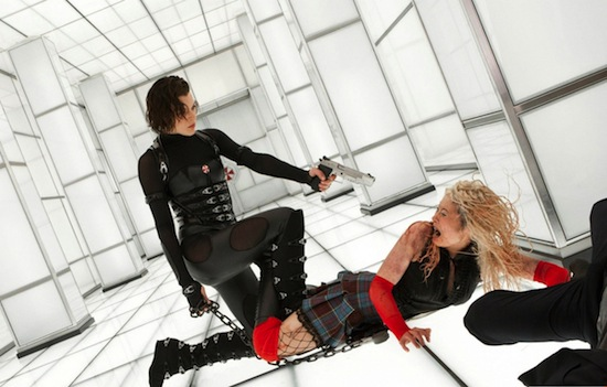 Resident Evil Retribution 5 We Got This Covereds Blu Ray Picks For Dec. 16   Dec. 29