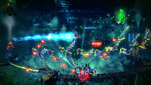 Save The Last Humans On The Go As Resogun Heads To PlayStation Vita