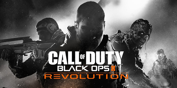Call Of Duty: Black Ops II Revolution DLC Opens Fire Tomorrow