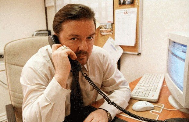 Ricky Gervais To Play His Character From The Office In Spinoff Life On The Road