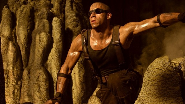 Press Conference Interview With Vin Diesel On Riddick