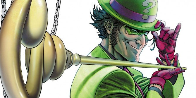 Is Gotham's Riddler Going To Get His Iconic Green Suit?