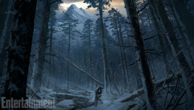 Mythic Concept Art For Rise Of The Tomb Raider Sends Lara Croft On A Journey