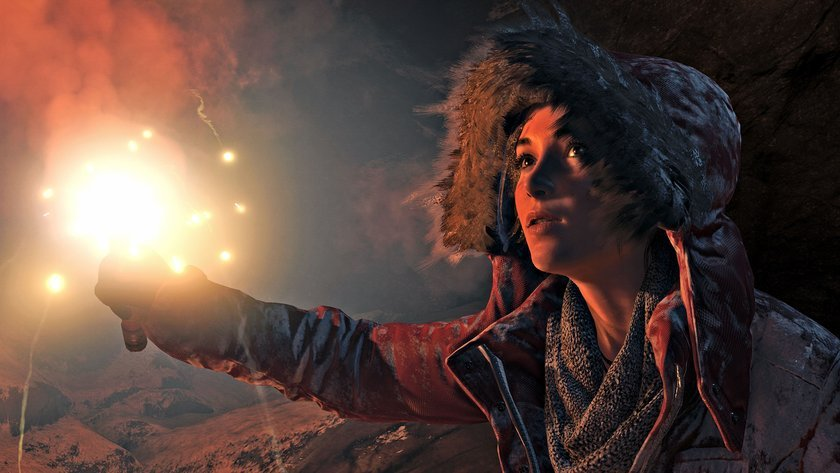 Frosty New Screenshots For Rise Of The Tomb Raider Cast Lara Astray
