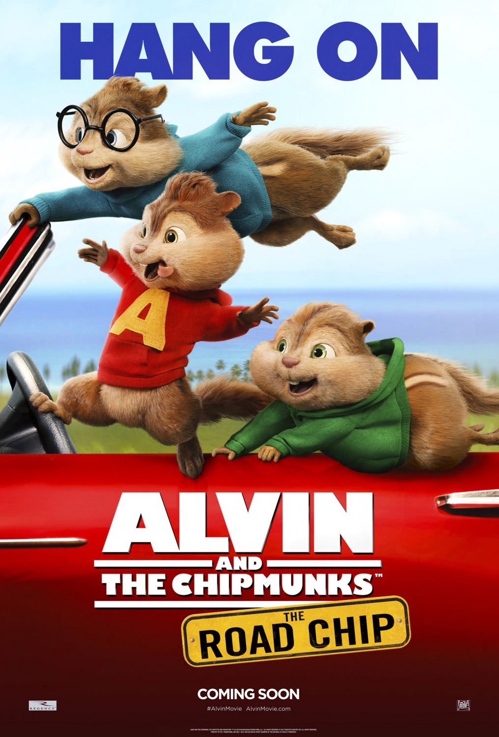 Alvin And The Chipmunks: The Road Chip Review