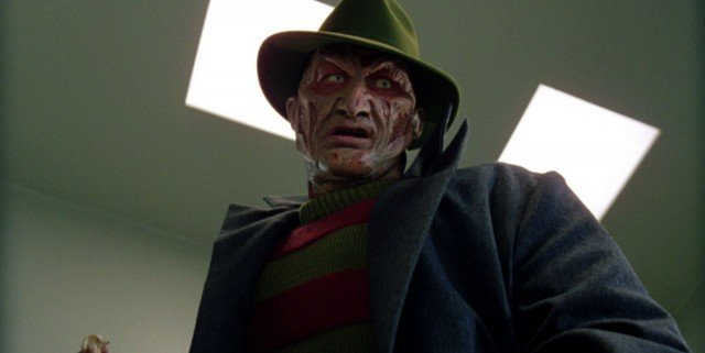 Robert Englund in Wes Craven's New Nightmare