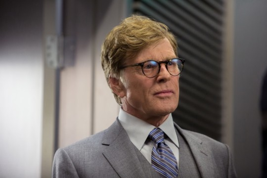 Robert Redford No Longer Against All Enemies