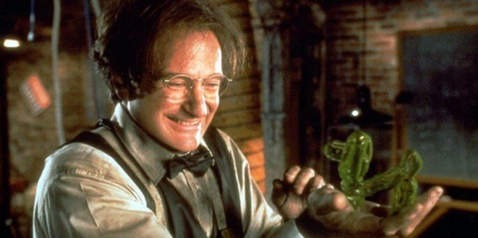 Robin Williams i Fl 144282s 670x334 Is Flubber 3D On The Way?