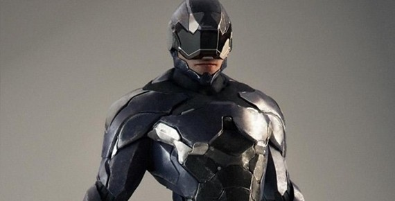 RoboCop Set Video And New Photos Of Joel Kinnaman As Alex Murphy
