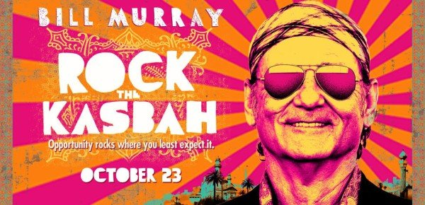 Rock The Kasbah Review