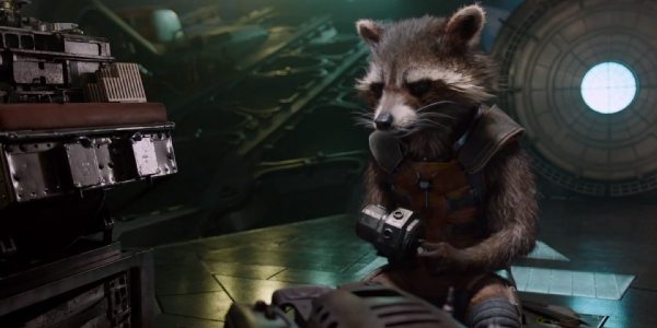 Rocket Raccoon bomb building1 10 Movie Heroes Who Arent Exactly Good People