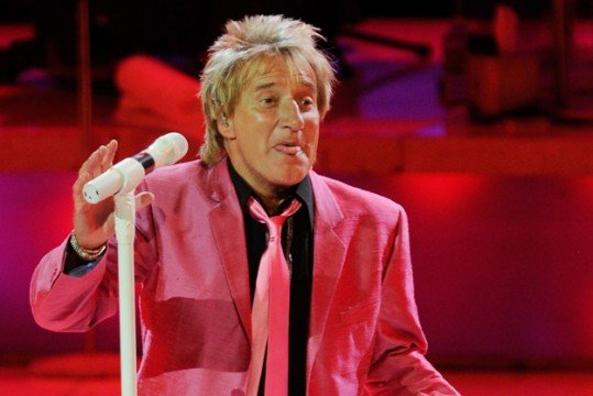 %name Rod Stewart To Release Two New Albums