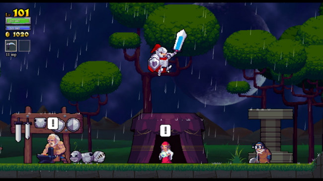 The Generation Game: Rogue Legacy Receives A Release Date For PS4, PS3 And Vita
