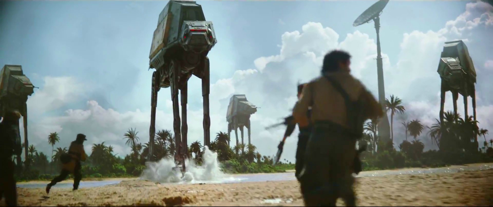 Rogue One: A Star Wars Story Trailer Screenshots Offer Play-By-Play Breakdown