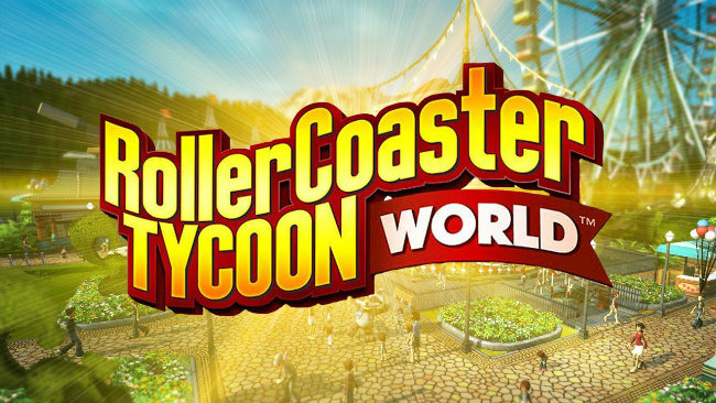 RollerCoaster Tycoon World Set For Overhaul Following Graphic Concerns