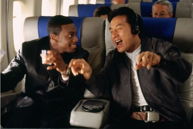 Rush Hour 6 Unlikely Or Perhaps Mismatched Comedy Duos